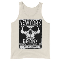 """Bronx Fashion Club"" Tank"