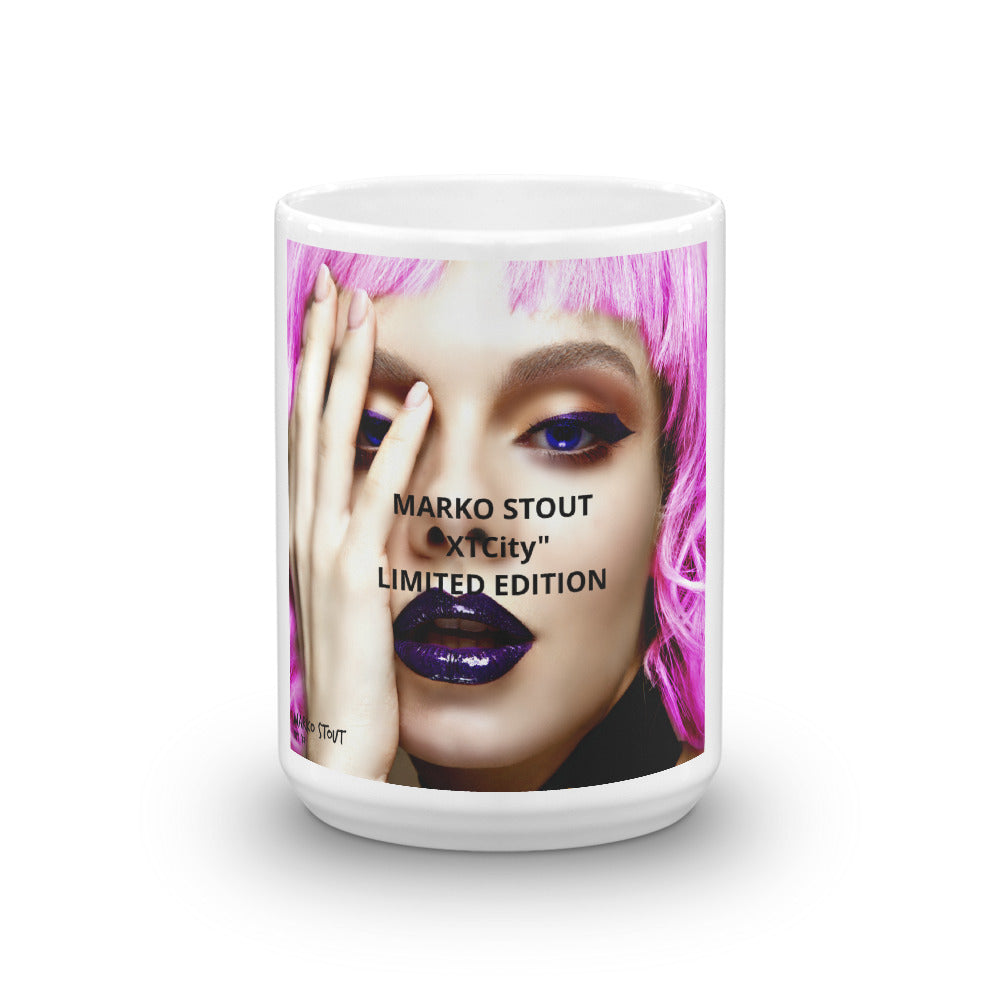 Limited Edition Collectible Mug (XTCity)