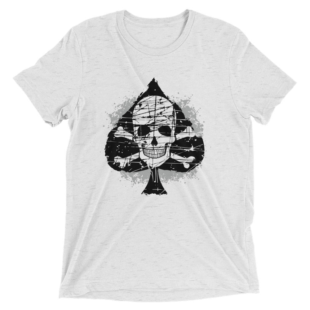 """Ace of Spades"" Short Sleeve Crew Neck"