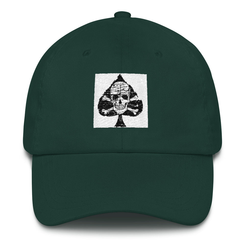 """Ace of Spades"" SoHo Cap"