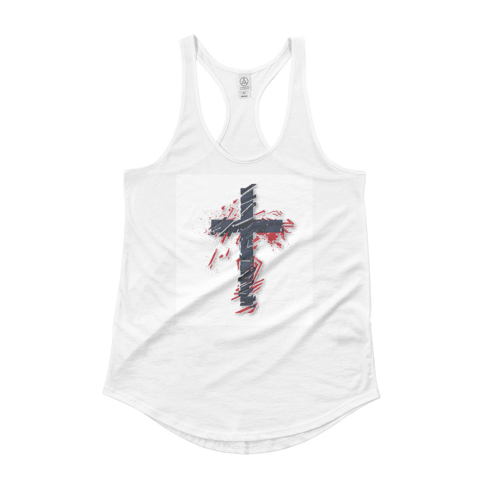 Ladies' Downtown Tank (Cross)