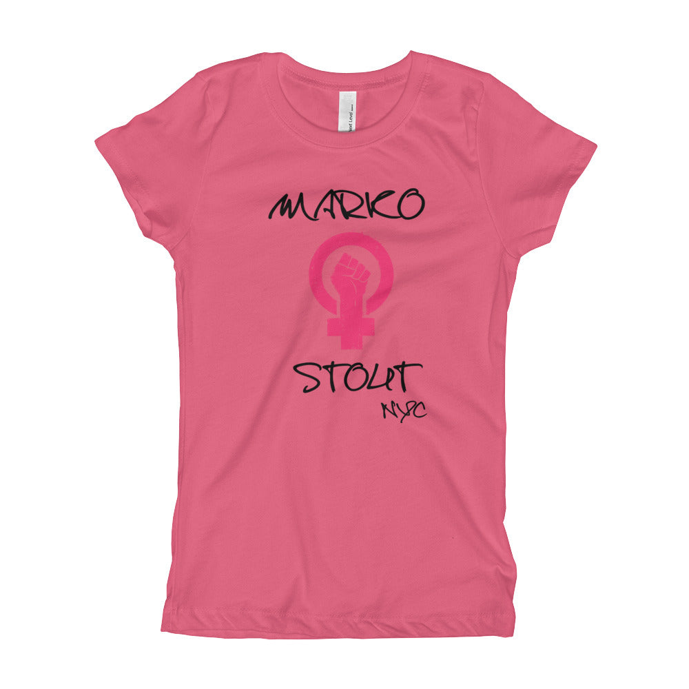 Young Girl's T-Shirt