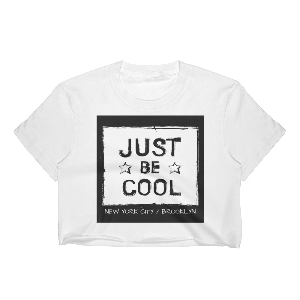 """Be Cool"" Crop Top"