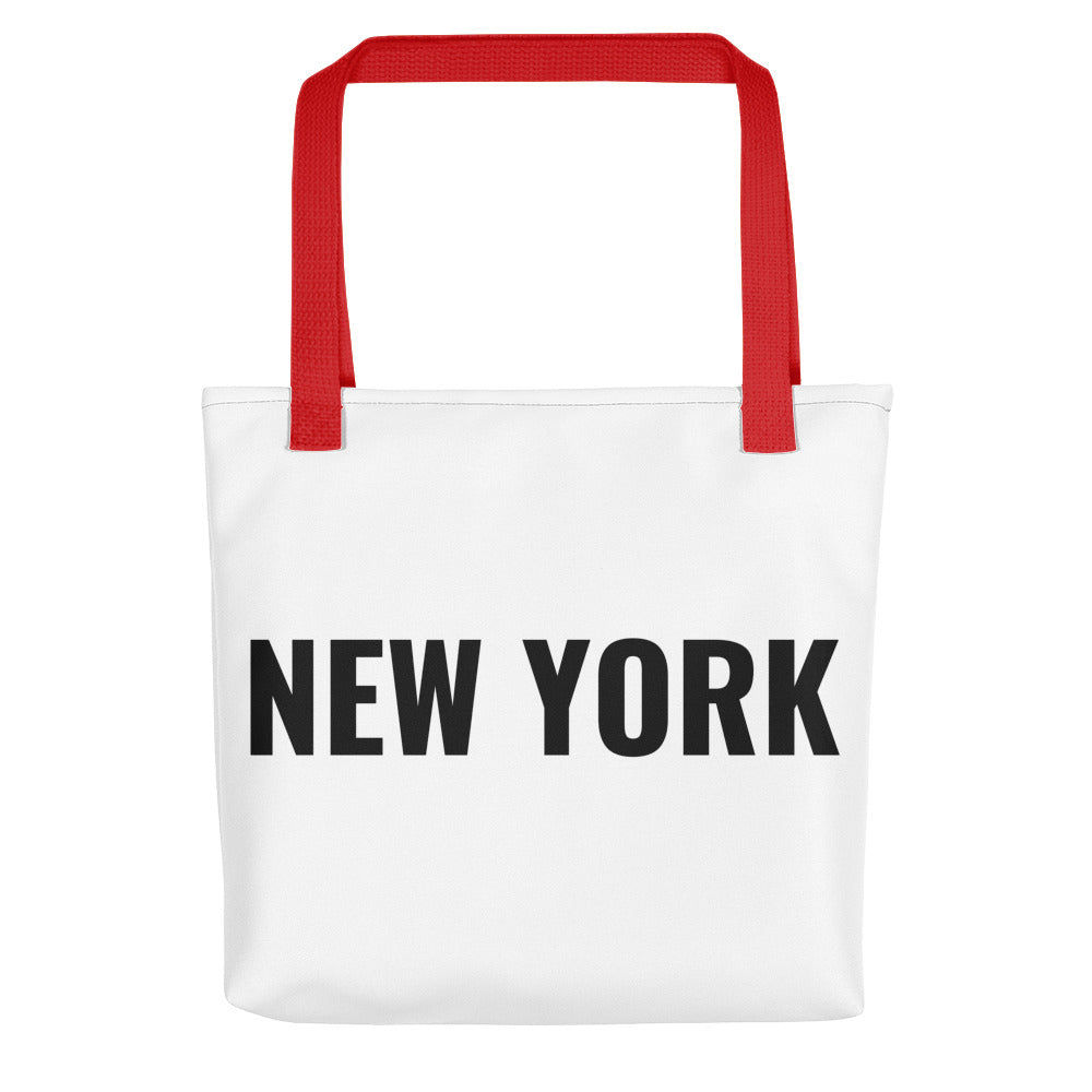"""New York"" Tote"