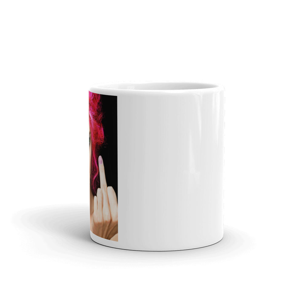 Limited Edition Collectible Mug (F. The World)