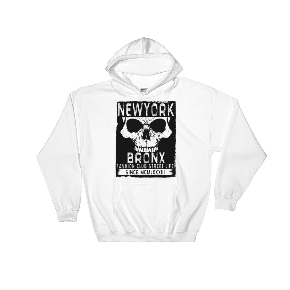 """Brooklyn Fashion Club"" Downtown Hoodie"