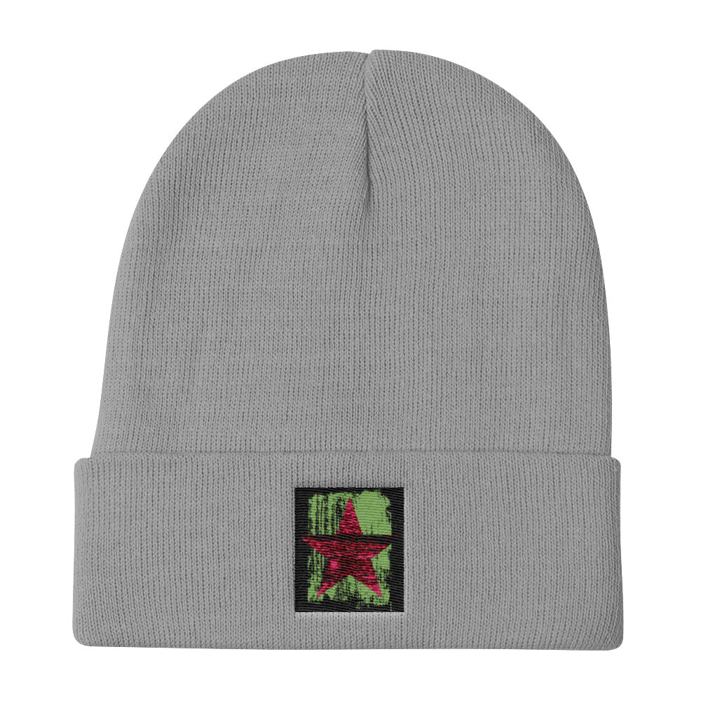 """Red Star"" Beanie"