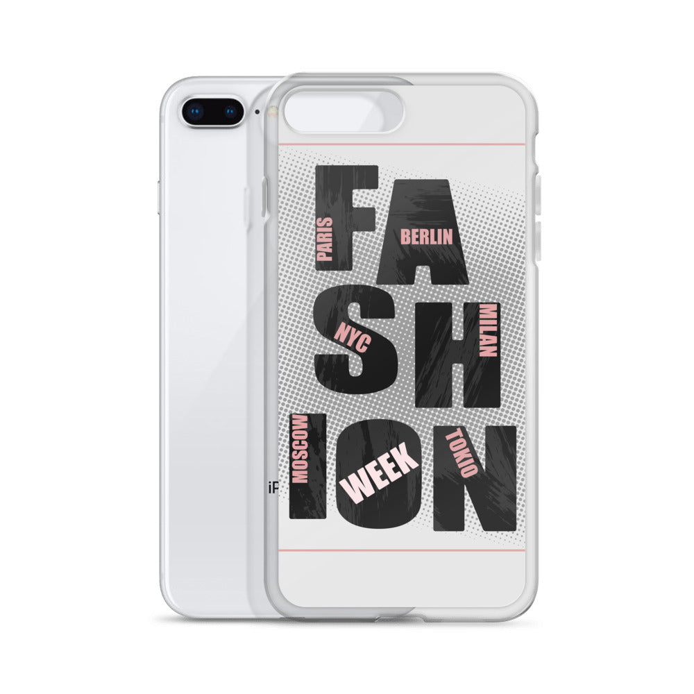 """Fashion Week"" iPhone Case"