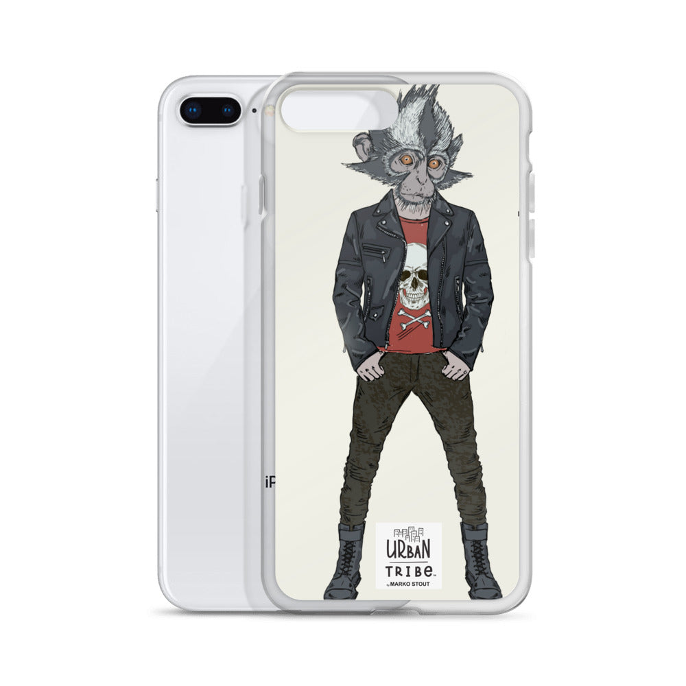 """Chelsea Monkey"" iPhone Case"