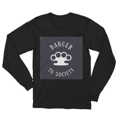 """Brass Knuckles"" Long Sleeve Crew Neck"