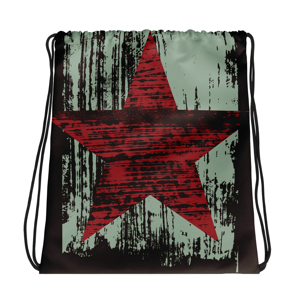 """Red Star"" City Bag"