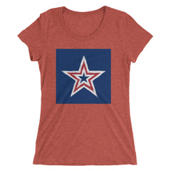 """Pop Star"" Short Sleeve Crew Neck"