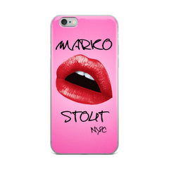 iPhone Case (Chelsea Lips)