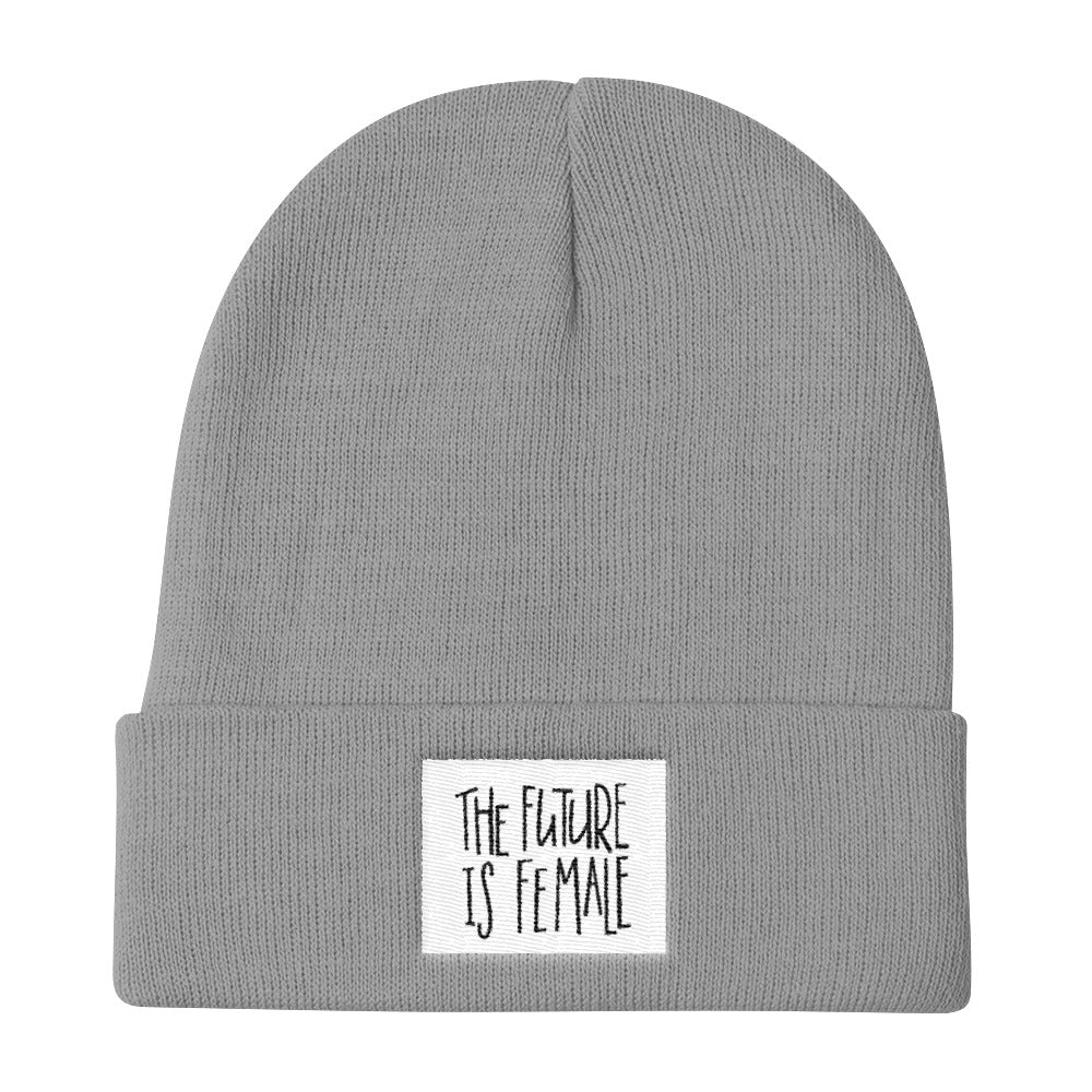 """The Future Is Female"" Beanie"