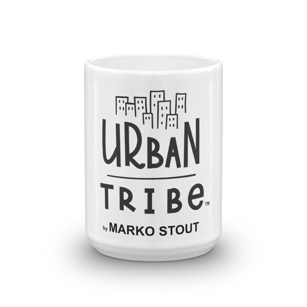 """Pump Up The Funky!"" Urban Coffee Mug"