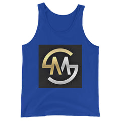 """Marko Stout Logo"" Fashion Tank"