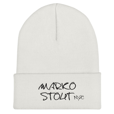 Cool Cuffed Beanie (Marko Stout NYC)