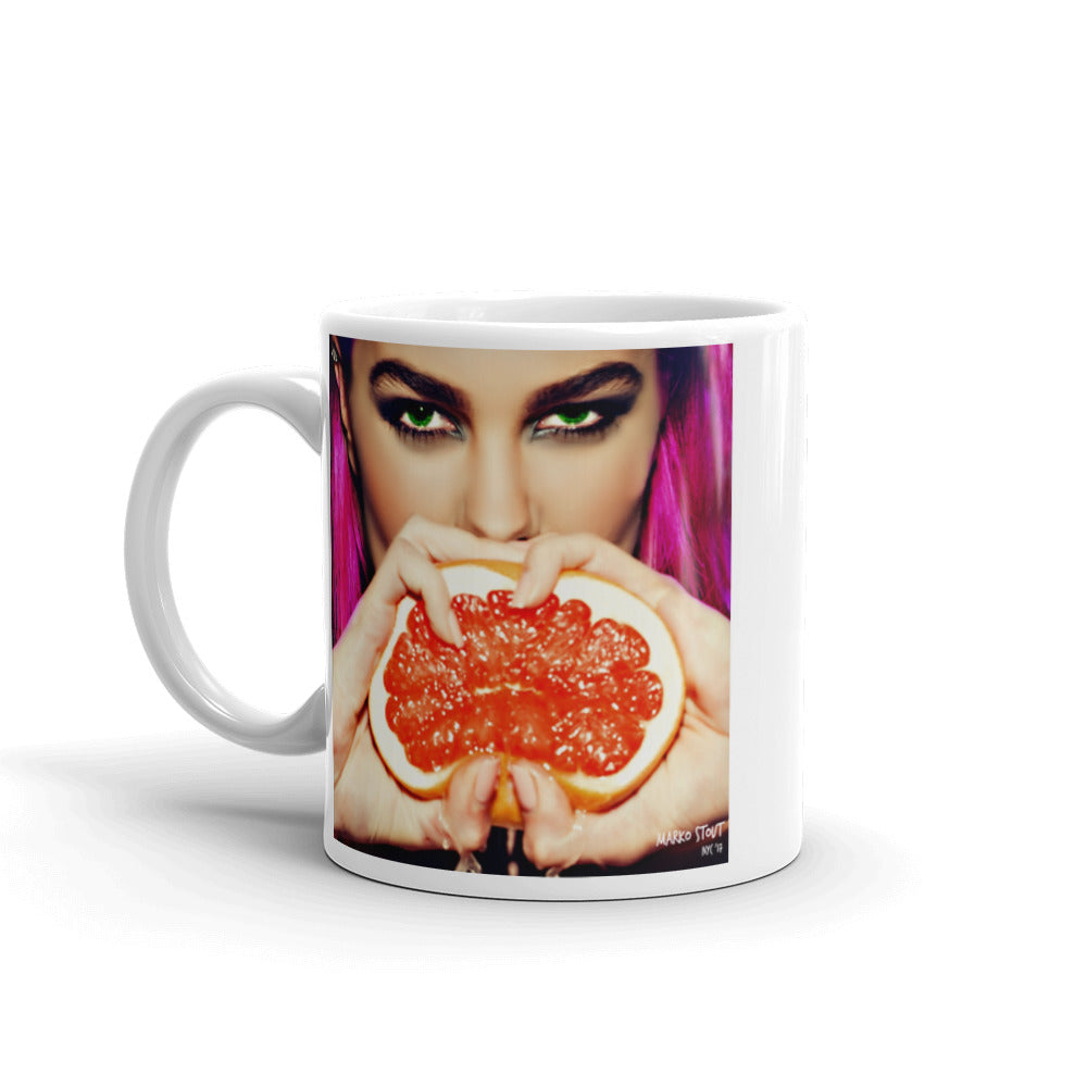 Limited Edition Collectible Mug (Feed Your Hunger)