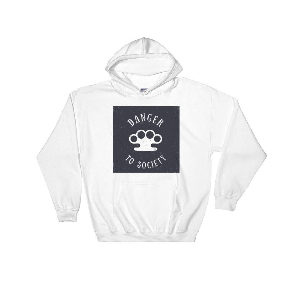"""Brass Knuckles"" Downtown Hoodie"