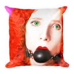 Square Pillow (Kinky Love)