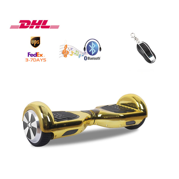 "6.5"" 2017 HoverWheelz Self Balancing Electric Scooter Hoverboards"