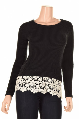 Inc size S Sweater Style # 51477BK899