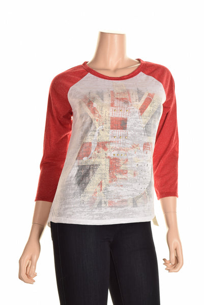 Miss Me size XS T-Shirt Style # DT497