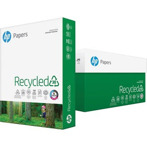 HP Recycled Paper (Carton of 10 Packs - Each 500)
