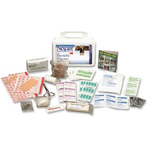3M Personal Bilingual First Aid Kit