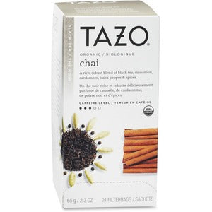 Tazo Organic Tea (Box of 24)