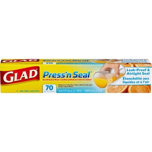 Glad Press'n Seal All-surface Wrap (Box of 1)