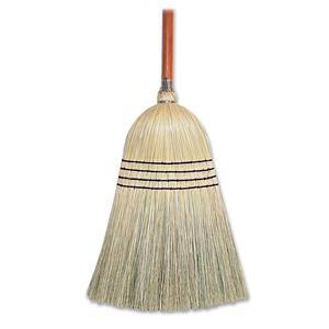 Genuine Joe Janitor Corn Broom