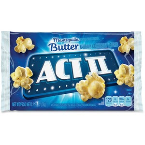 Act II Butter-Flavored Popcorn (Carton of 36)