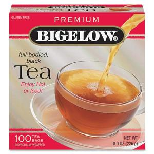 Bigelow Premium Black Tea (Box of 100)