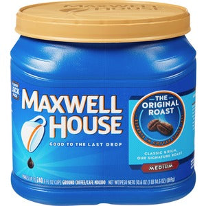 Maxwell House Maxwell House Original Coffee Ground
