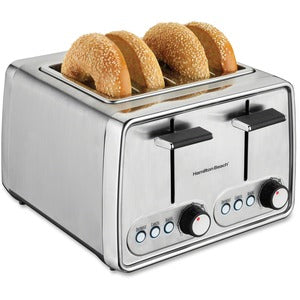 Hamilton Beach Extra-wide 4-slice Toaster