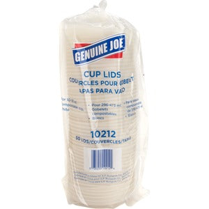 Genuine Joe Vented Cup Lid (Pack of 20)