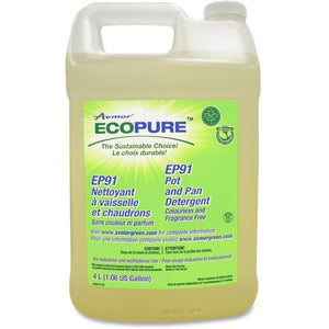 Ecopure EP91 Pot/Pan Liquid Detergent