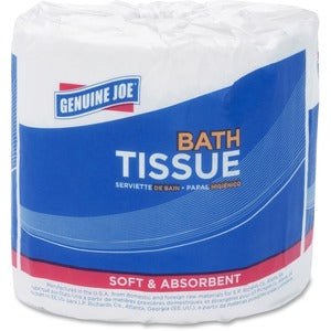 Genuine Joe 500-sheet 2-ply Standard Bath Tissue (Carton of 96)