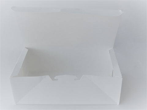Large Snack Plain Vented 9.25 X 5 X 2.75 (Case of 250)
