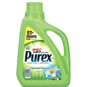Purex Dial Natural Elements Liquid Detergent (In Stock)