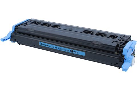 CC-Q6001A Cyan Compatible Color Toner Cartridge (2000 pages)