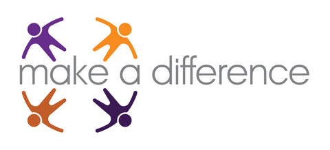 Together we can makke a difference