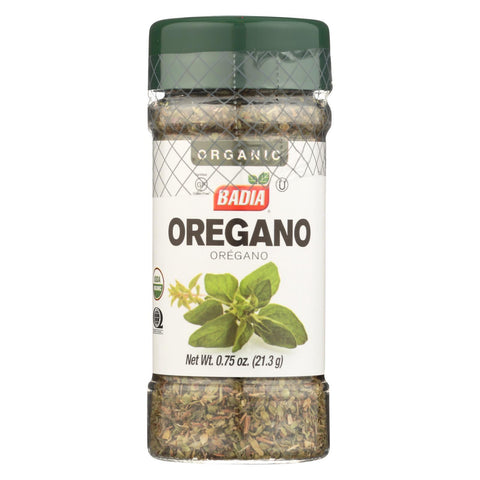 Badia Spices Oregano - Case of 12 - 0.75 oz.