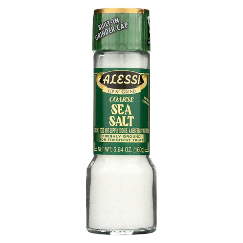 Alessi Grainder - Coarse Sea Salt - Large - 5.64 oz