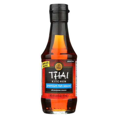 Thai Kitchen Premium Fish Sauce - 6.76 oz.