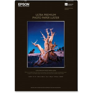 Epson Photo Paper (Pack of 5 Sheets)