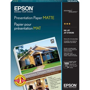 Epson Presentation Paper (Pack of 1 Sheet)
