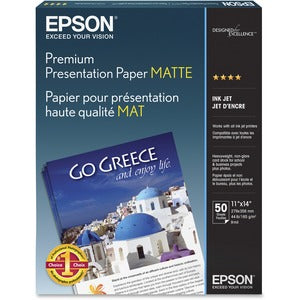 Epson Very High Resolution Print Paper (Pack of 5 Sheets)