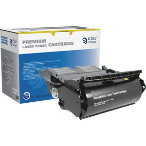 Elite Image 75072 Remanufactured Lexmark Toner Cartridge